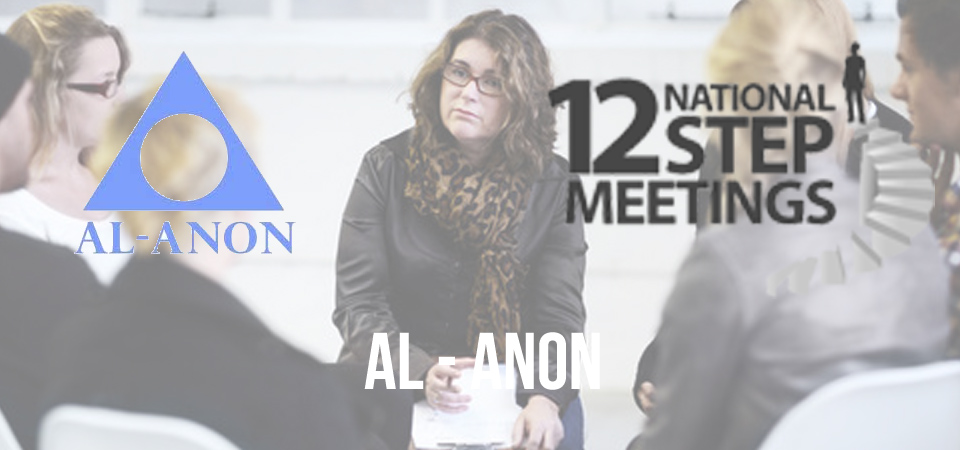 alanon 12 step meetings